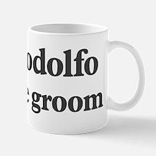 Rodolfo the groom Small Small Mug