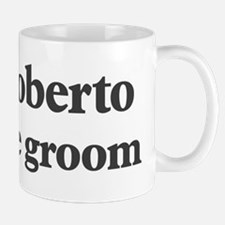 Roberto the groom Mug