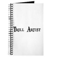 Troll Artist Journal