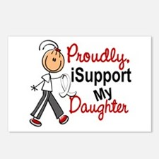 I Support My Daughter 1 (SFT LC) Postcards (Packag