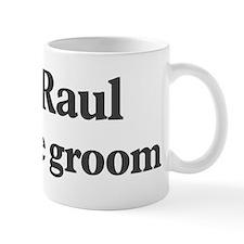 Raul the groom Mug