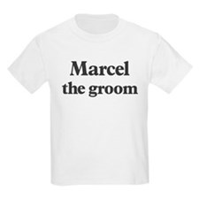 Marcel the groom T-Shirt