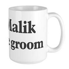 Malik the groom Mug