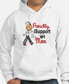 I Support My Mom 1 (SFT LC) Hoodie