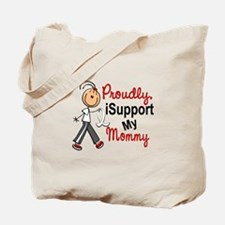 I Support My Mommy 1 (SFT LC) Tote Bag