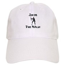Jacob - The Ninja Baseball Cap