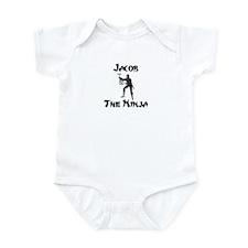 Jacob - The Ninja Infant Bodysuit