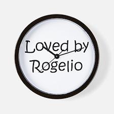 Unique Rogelio Wall Clock