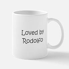 Unique Rodolfo Mug