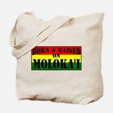 Born & Raised Tote Bag