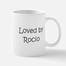 Funny Rocio Mug