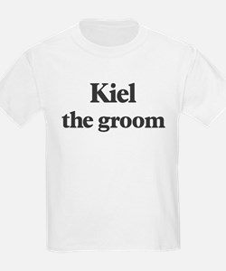 Kiel the groom T-Shirt
