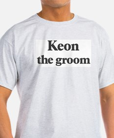 Keon the groom T-Shirt