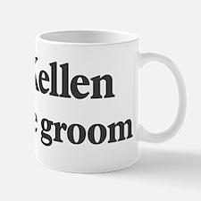 Kellen the groom Small Small Mug