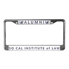 SCIL License Plate Frame