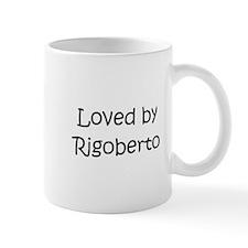 Unique Rigoberto Mug