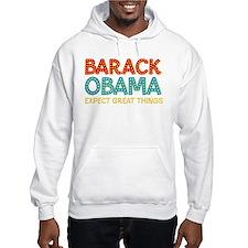 Expect Great Things Hoodie (Sweatshirt)
