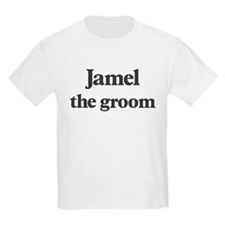 Jamel the groom T-Shirt