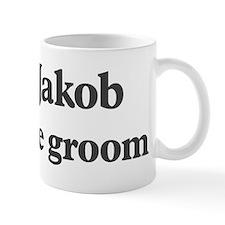 Jakob the groom Mug