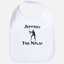 Jeffrey - The Ninja Bib