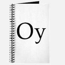"Jewish ""Oy"" Journal"