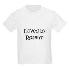 Cute Roselyn T-Shirt