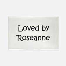 Cool Roseanne Rectangle Magnet