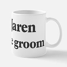 Jaren the groom Small Small Mug