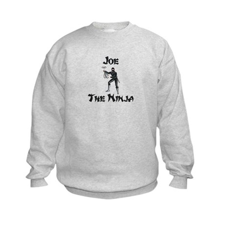 Joe - The Ninja Kids Sweatshirt
