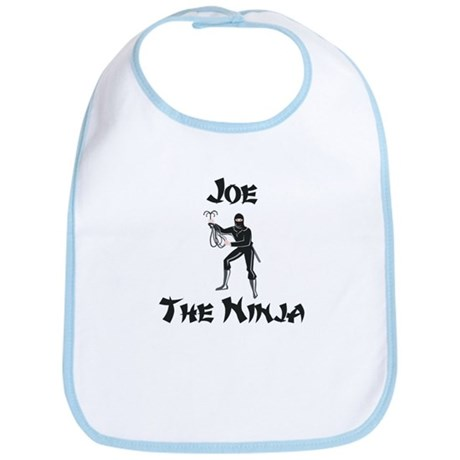 Joe - The Ninja Bib