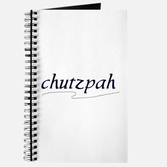 "Jewish ""chutzpah"" Journal"