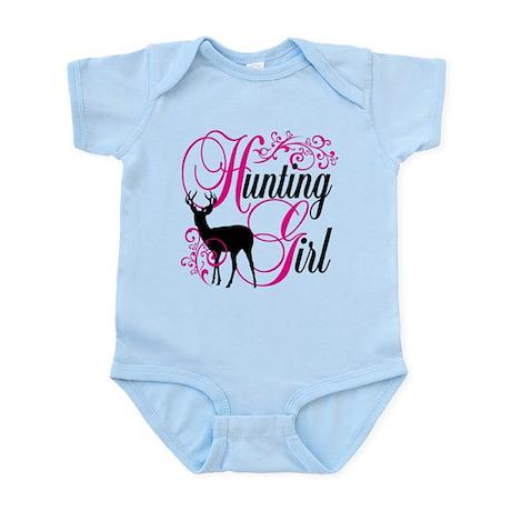 Hunting Girl Infant Bodysuit