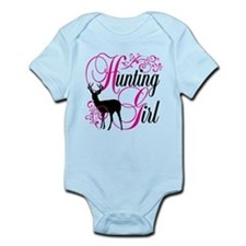 Hunting Girl Infant Bodysuit