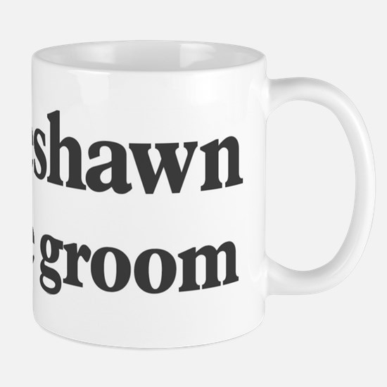 Deshawn the groom Mug
