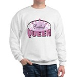 Srapbook Queen Sweatshirt