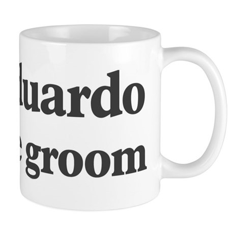 Eduardo the groom Mug
