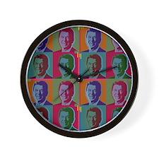 Ronald Reagan Wall Clock