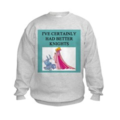 fantasy maiden knight Sweatshirt