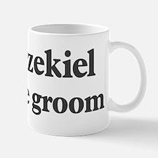 Ezekiel the groom Mug
