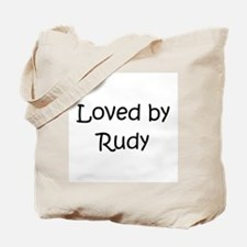 Cute Rudy Tote Bag