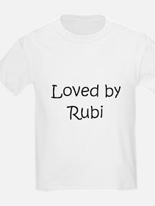 Unique Rubi T-Shirt