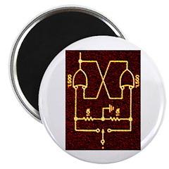 Bad Bouncer Circuit Magnet