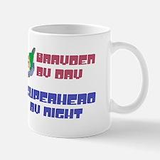 Brayden - Super Hero by Night Mug