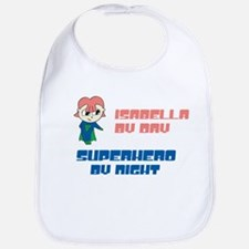 Isabella - Super Hero by Nigh Bib