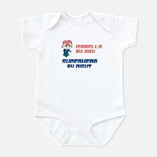 Isabella - Super Hero by Nigh Infant Bodysuit