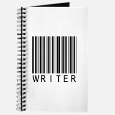 Writer Barcode Journal