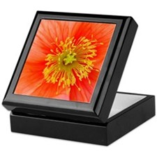 Poppy Keepsake Box