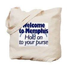Welcome to Memphis Tote Bag