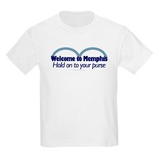 Welcome to Memphis Kids T-Shirt