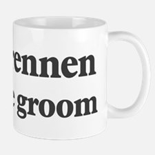 Brennen the groom Mug